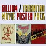 Gilliam/Tarantino Movie Poster Pack