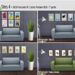 Around the Sims 4 | IKEA Postcards