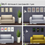 Around the Sims 4 |IKEA Postcards #3