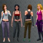 My Stuff: TS2 Pants Conversion