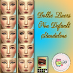 Dollie Liners ♥