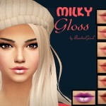 """Barbies Stuff ♥"" Milky Gloss"