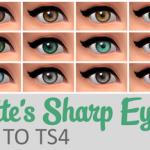 Charlotte's Sharp Eyes – Default – Nyloa ♥