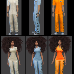 BeBe BriLLiT — now u can have real criminal sims YAY!!!  (WIP:…