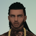 #BLVCKLIFESIMS: 3 new hair meshes, The 'Re-twist Locs', 'Cornrows'…