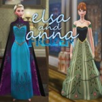 plumbots09 – Here is the long waited Anna and Elsa coronation…