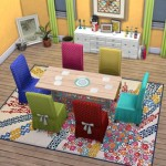 Saudade Sims • 12 Sitting Pretty Recolors by SaudadeSims Hey…