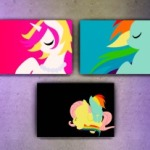 ohmyglobsims  My Little Pony & Girly Artwork