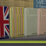 – SiMEG Fridges … just a basic recolor , showing…