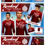 Tipalouf — MERRY CHRISTMAS 2014 SET (1 Shirt + 1 Cargo…