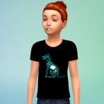 honeysims Cute Kid Shirts