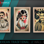 American Traditional Art