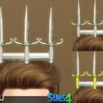 a3ru  Dagger Crown for YAM & YAF.