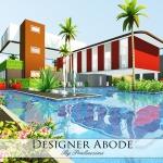 Pralinesims' Designer Abode