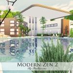 Pralinesims' Modern Zen 2