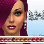 fortunecookie1's Victorias Fortune Lip Junkie Default Lipstick Collection