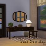 Angela's Sara New Hallway