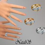 NataliS_TS4 Ring ( right) with diamonds YA-FE