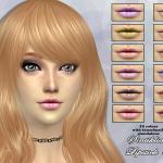 SintikliaSims' Sintiklia – Lipstick 14