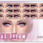 Screaming Mustard's [ Bad Dream ] – Dolly Eye Mask