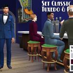 Fuyaya's Suit Tuxedo Classic