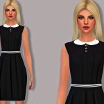 Margeh-75's Sims 4 Victoria Dress