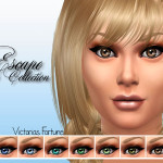 fortunecookie1's Victorias Fortune Escape Eye Collection
