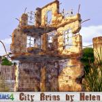 Helen-sims: TS4 City Ruins