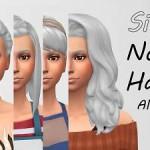 Silver White Hair Colour – Non-Default