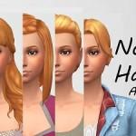 Sunset Hair Colour – Non-Default