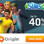 Sims 4 is 40% off