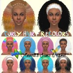 Curly Hair – Recolors