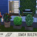 2 Outdoor Planters – Atomik Garden – volume 1