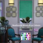 Bamboozle Blinds in 30 Colours!