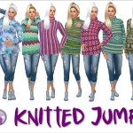 20 Knitted Jumper for Women