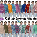 20 Knitted Jumper for Men