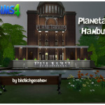 Planetarium Hamburg (no cc) | akisima sims blog