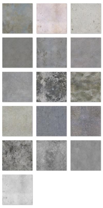 Nullspace Nancy Seamless Concrete Floors Sims 4
