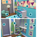 Letiche's Pixels | can you wcif the nursery? and the mod for the baby…