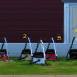 . . . – I converted 8-3′s Henry Vacuums to use in sims 4…