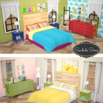 Saudade Sims • Vienna Bedroom by SaudadeSims I know I haven't…