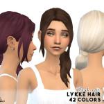 MISSPARAPLY [ts4] lykke hair