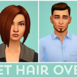 hair && sims HAIR ADDICT