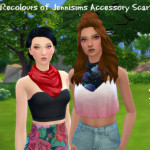 I Think I'm A Good Bad Influence On You | Here are 49 recolours of jennisims​ edit to make…