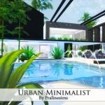 Pralinesims' Urban Minimalist