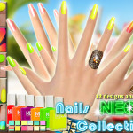 Pinkzombiecupcakes' Neon Nails Summer Collection