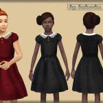 bukovka's Velvet Dress