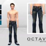 McLayneSims' Spencer Denim Jeans