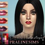 Pralinesims' 'Eternity' Lip Lacquer
