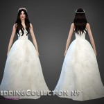 LuxySims3's Wedding Collection N9